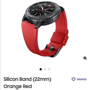 Gear S3 Active Silicone Band
